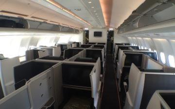 Oman Air New Business Class – 3