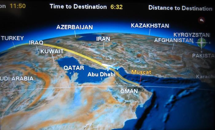 Oman-Air-New-Business-Class - 42