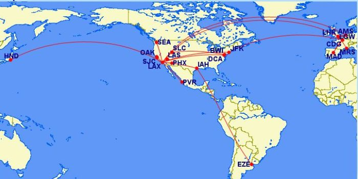 My travel in 2015