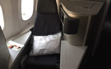 American Business Class 787 1