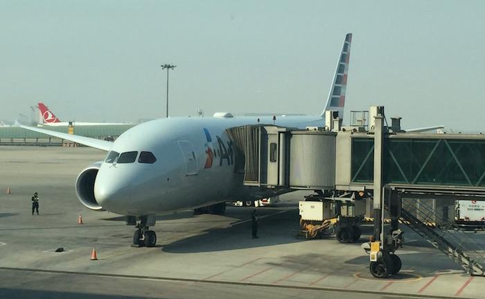 American-Business-Class-787 - 2