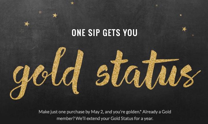 Free-Starbucks-Gold-Status