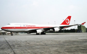 Malaysia Airlines' Puzzling Revived 747 Is Back In Service! | One