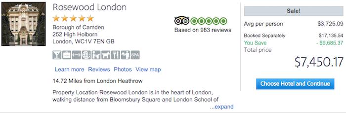 Rosewood-London