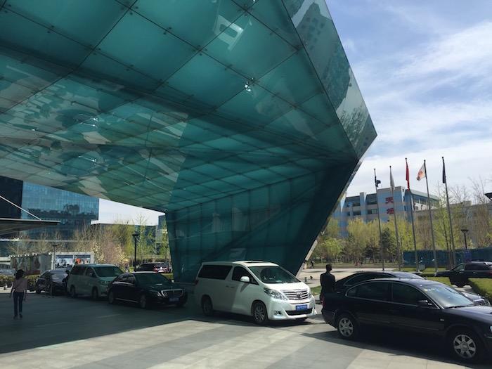 Sheraton-Beijing-Hotel-Grand-Dongcheng - 2