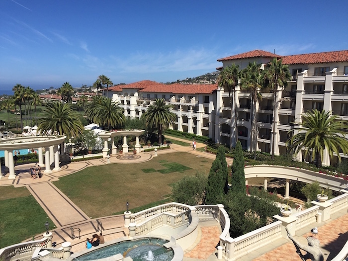 Starwood Hotels St Regis Monarch Beach