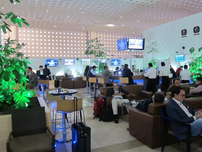 Aeromexico-Lounge-Mexico-City - 17