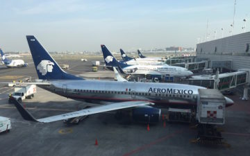 Aeromexico Lounge Mexico City – 35
