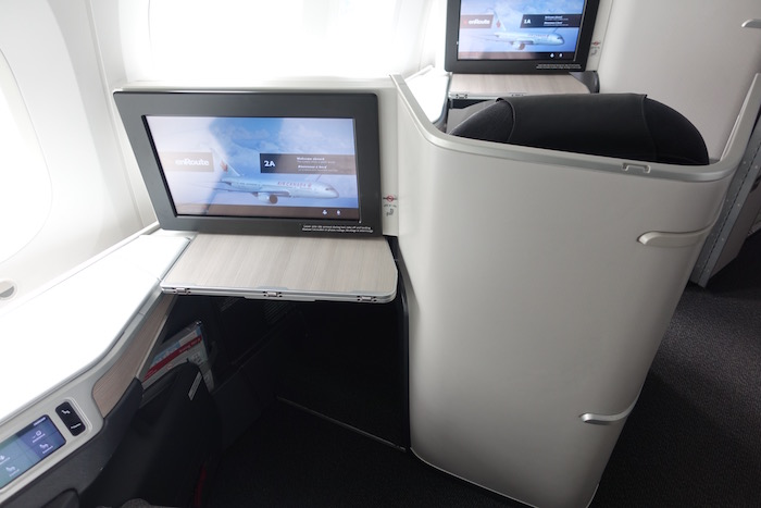Air-Canada-787-Business-Class - 2