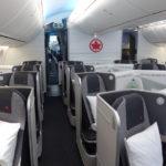 Air Canada Business Class 787 – 1