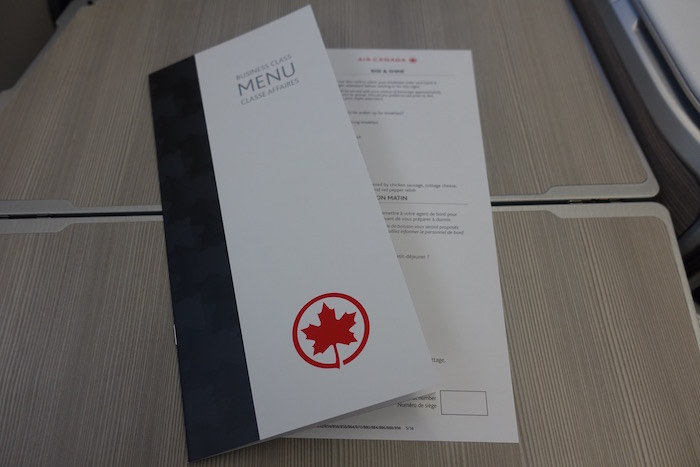 Air-Canada-Business-Class-787 - 12