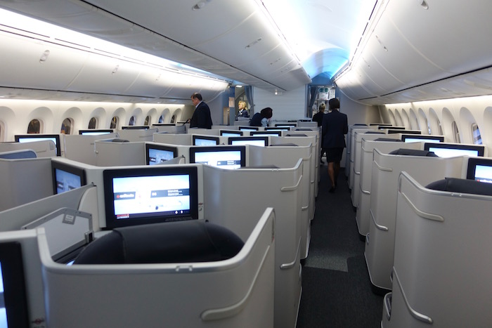 Air Canada Business Class 787 2 One Mile At A Time