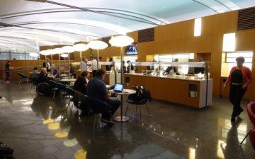 Air Canada Lounge Toronto – 12
