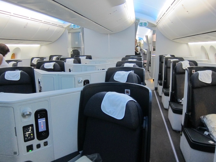 Avianca Business Class 787 1 One Mile At A Time