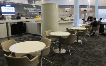 Avianca Diamond Lounge Bogota Airport – 15