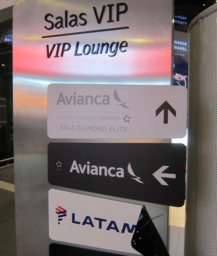 Avianca-Diamond-Lounge-Bogota-Airport - 2
