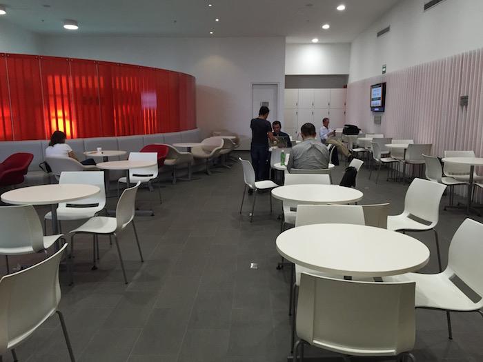Avianca-Lounge-Cartagena-Airport - 3