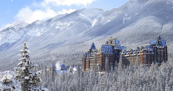 Fairmont-Banff-Springs