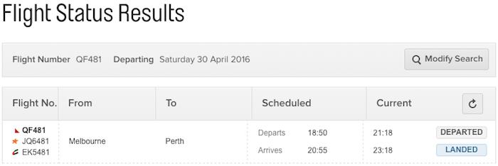 Qantas-Flight-Status