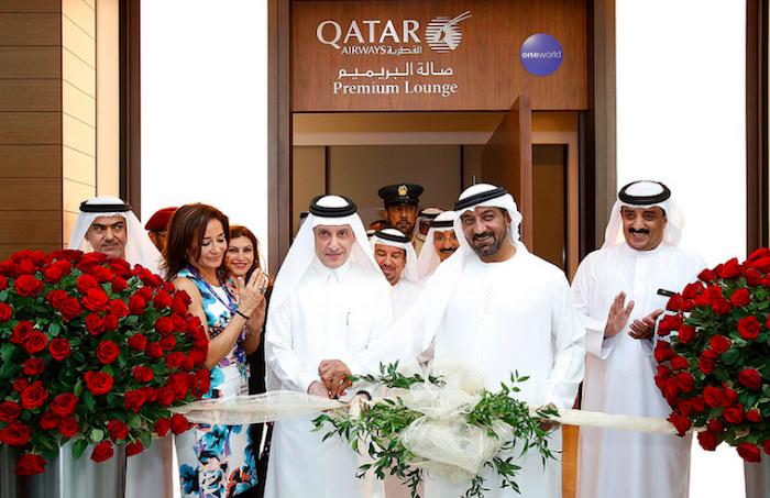 Qatar-Airways-Lounge-Opening