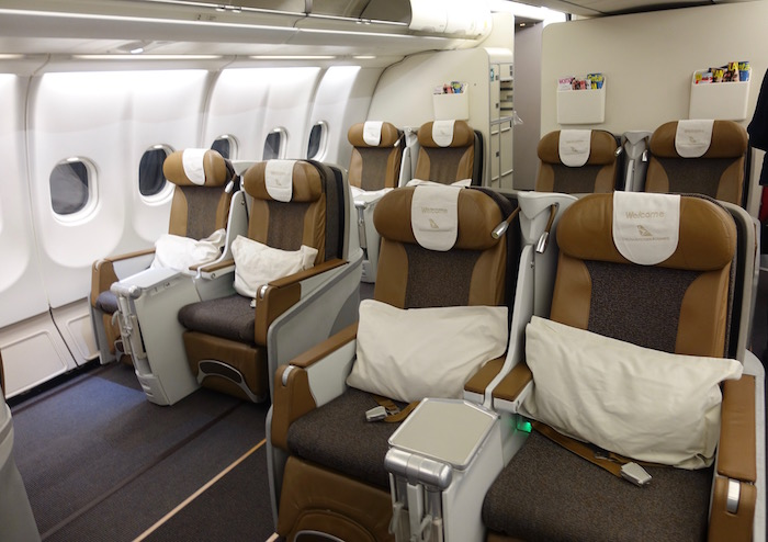 South African A330 Business Class In 10 Pictures One