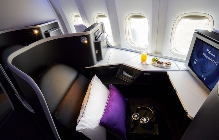 Book With The Business Class Experts
