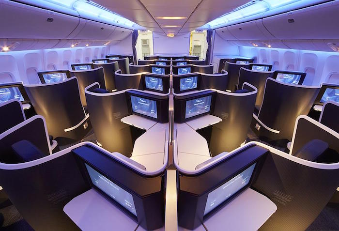 Virgin Australia 777 Map.Virgin Australia Introduces Extra Legroom Economy Seating One Mile