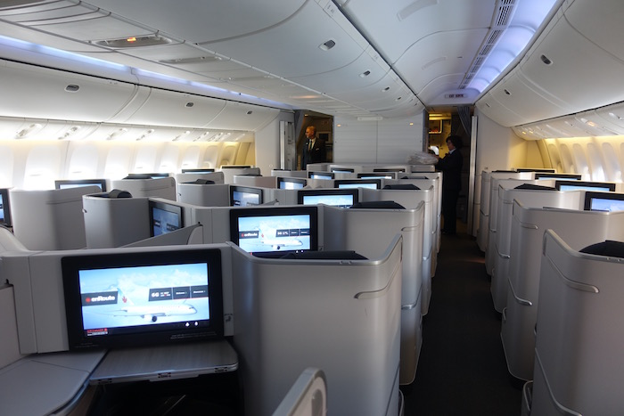 Business Class Air Travel For Less