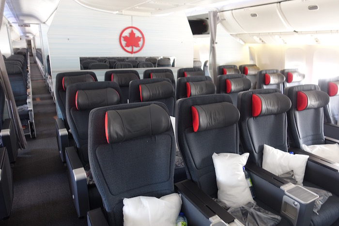 Air Canada To Premium Economy On Flights Within North America One Mile At A Time
