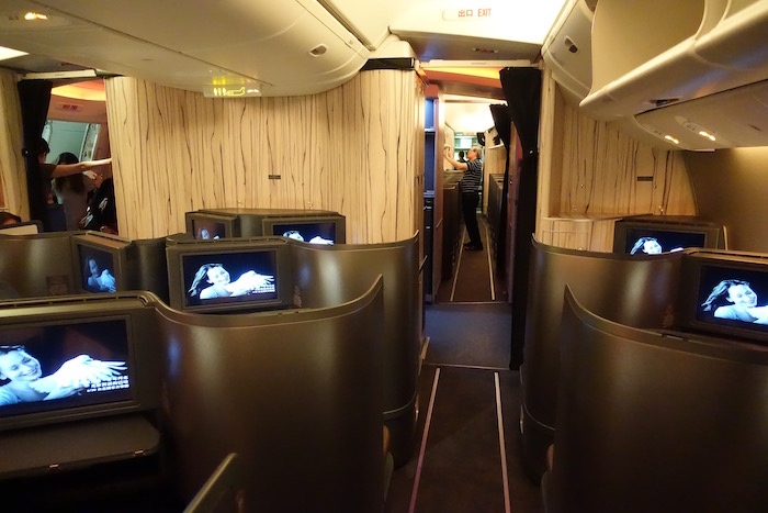 China Airlines Business Class 777 12 One Mile At A Time
