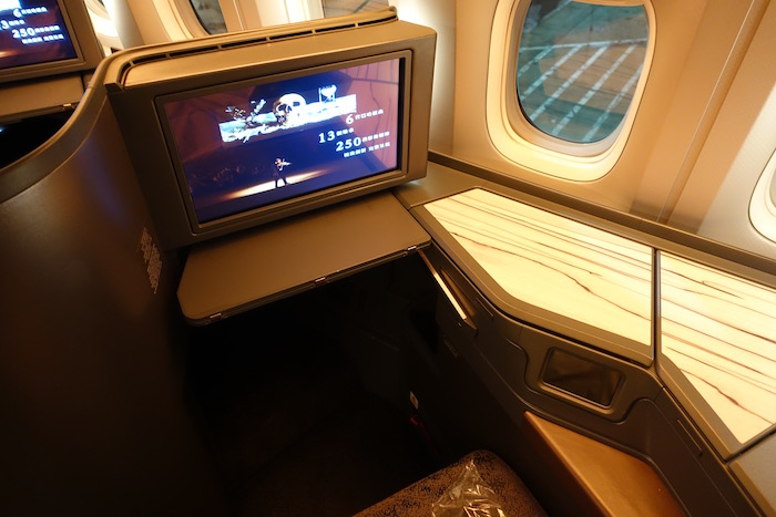 China-Airlines-Business-Class-777 - 17