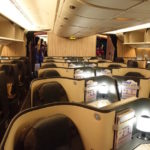 China Airlines Business Class 777 – 8