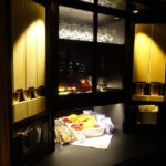 China Airlines Business Class Bar