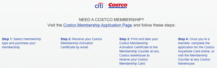 You Can Now Apply For A Costco Citi Credit Card | One Mile