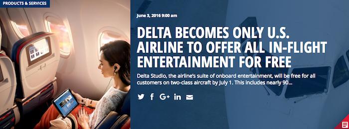 Delta-Inflight-Entertainment