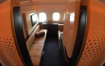 Etihad A380 Apartment – 2