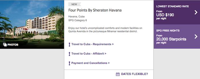Four-Points-Havana