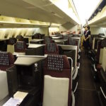Japan Airlines 767 Business Class 2