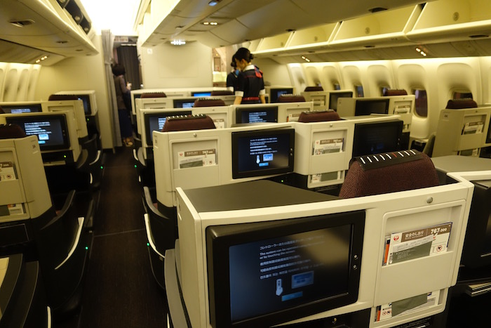 Japan-Airlines-Business-Class-767 - 2