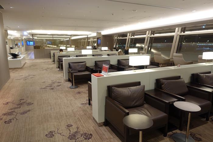 Japan-Airlines-Lounge-Tokyo-Haneda - 15