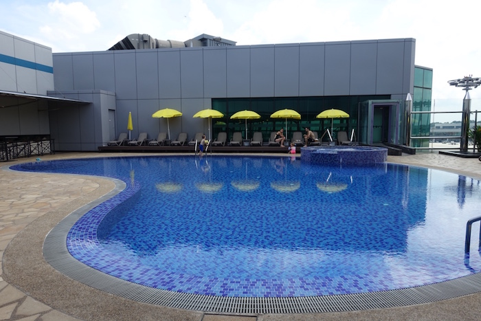 Swimming during a layover at singapore changi airport - Swimming pool singapore opening hours ...