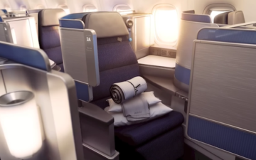 United New Business Class 3