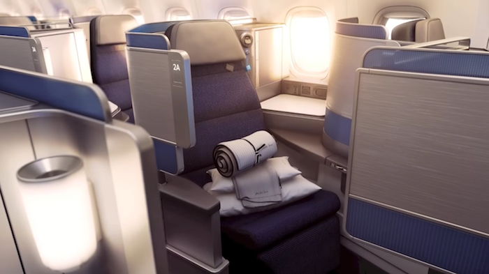 Here Are The Details Of United's New Business Class ...
