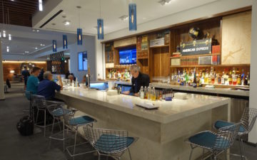 Amex Centurion Lounge Houston – 14