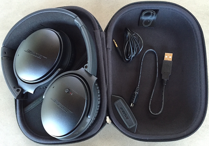 f6d76846e75 Review: Bose QuietComfort 35 Wireless Headphones | One Mile at a Time