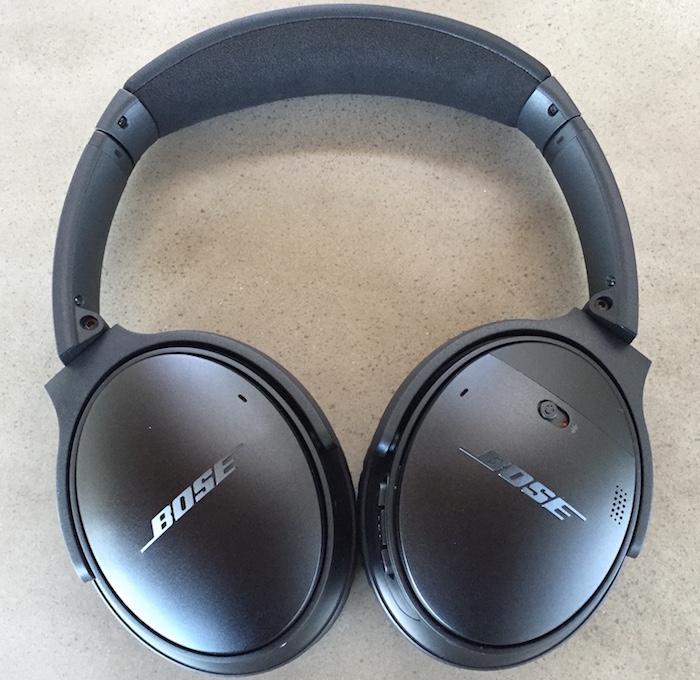 Review Bose Quietcomfort 35 Wireless Headphones One