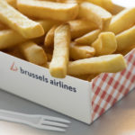 Brussels Airlines Fries