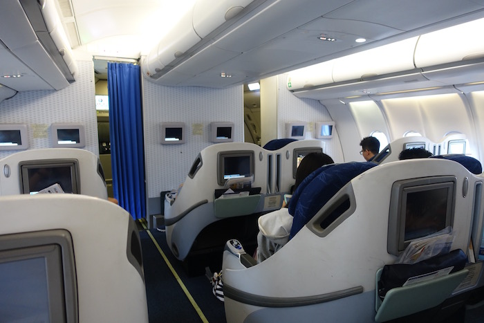 China Eastern A330 Business Class 17 One Mile At A Time