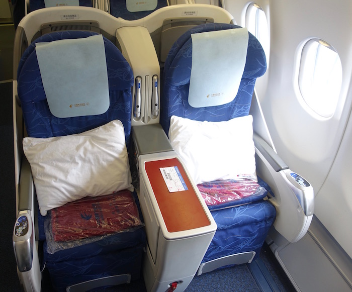 China eastern a330 business class 2 one mile at a time - China eastern airlines sydney office ...
