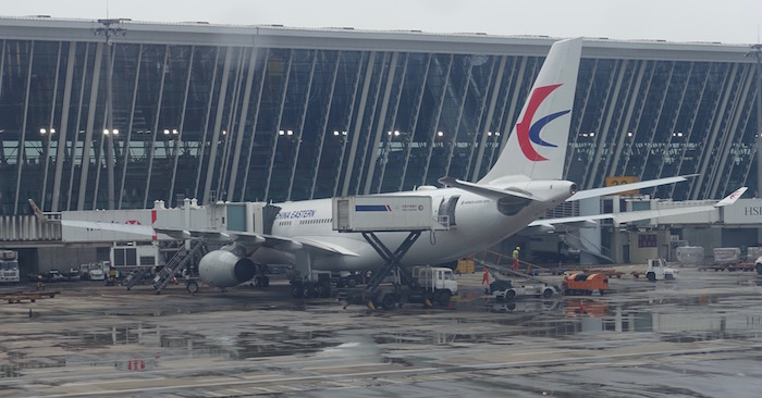 China-Eastern-A330-Business-Class - 26